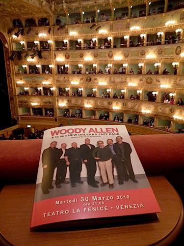 Teatro La Fenice - Venezia (3471 clic)