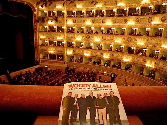 Teatro La Fenice - Venezia (6128 clic)