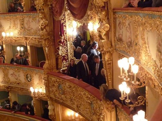 Teatro La Fenice - VENEZIA - inserita il 03-Dec-10
