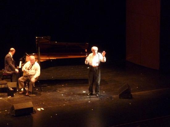 Woody Allen e la New Orleans Jazz Band al Teatro La Fenice - Venezia (2262 clic)