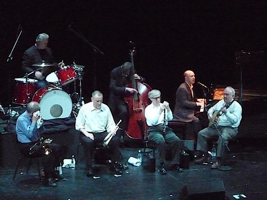 Woody Allen e la New Orleans Jazz Band al Teatro La Fenice - Venezia (2205 clic)