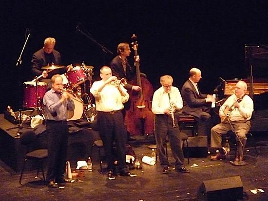 Woody Allen e la New Orleans Jazz Band al Teatro La Fenice - Venezia (2416 clic)