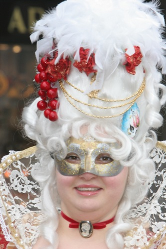 Carnevale di venezia (1798 clic)