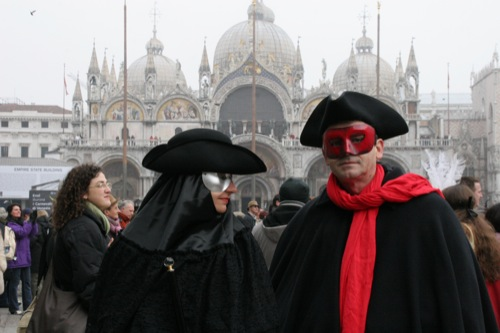 Carnevale di venezia - VENEZIA - inserita il 24-Feb-11