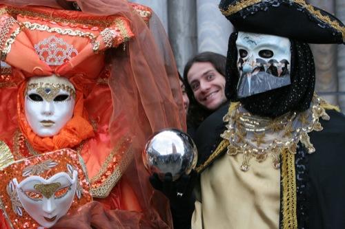 Carnevale di Venezia (1993 clic)