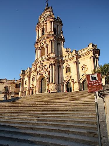 Duomo di San Giorgio - MODICA - inserita il 02-Dec-10