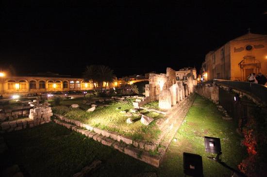 Tempio di Apollo - Siracusa (3306 clic)