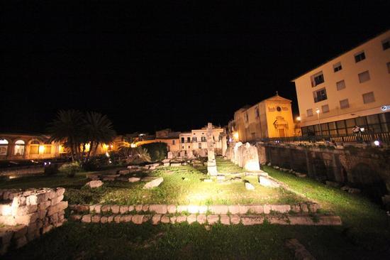 Tempio di Apollo - Siracusa (2912 clic)