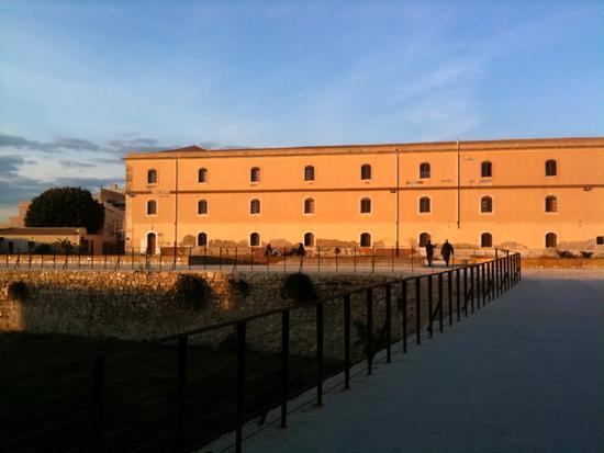 Ex Caserma Gaetano Abela - Genio Guastatori - Siracusa (3487 clic)