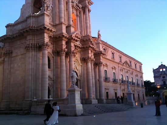 Piazza Duomo - Siracusa (2267 clic)