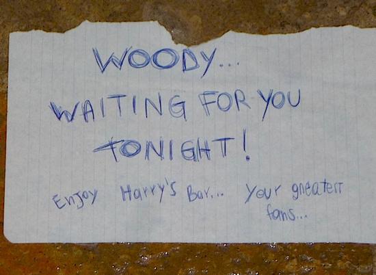 En ettendant Woody! - Venezia (1970 clic)