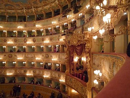 Teatro La Fenice - Venezia (1846 clic)