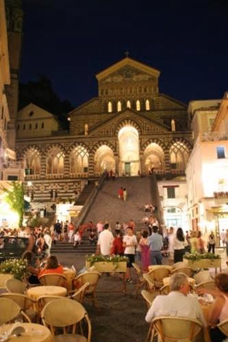 Duomo di Sant'Andrea e Piazzetta - Amalfi (13753 clic)