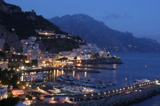 Il Porticciolo di Amalfi (6502 clic)