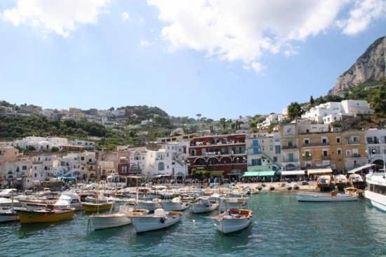 Capri - La Piazzetta (3412 clic)