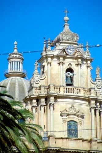 Il Duomo di San Giorgio - Ragusa (3741 clic)
