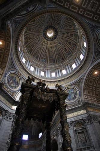 Basilica di San Pietro - Roma (17480 clic)