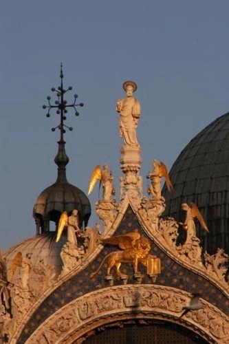 Basilica di San Marco - Particolare - Venezia (2686 clic)