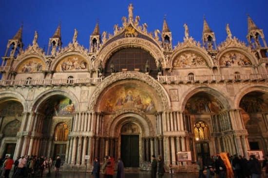 Basilica di San Marco - Venezia (5295 clic)