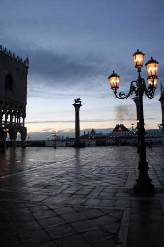 Piazza San Marco e Nave da Crociera - Venezia (5710 clic)