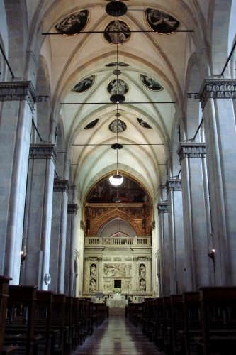 la  Basilica  - Loreto (3705 clic)