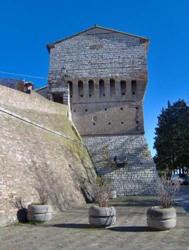 il torrione - Sirolo (7279 clic)