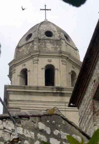 il campanile - Sirolo (2321 clic)