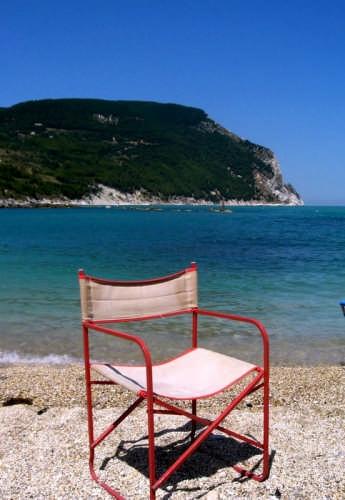 al mare - Sirolo (2870 clic)