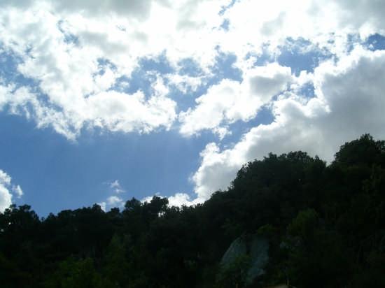 nuvole - Sirolo (2399 clic)