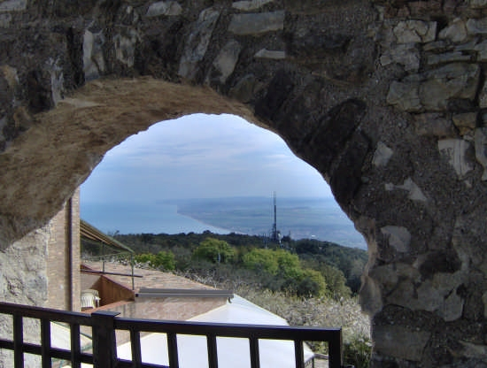 la costa   - Sirolo (6130 clic)
