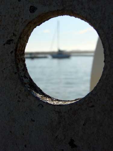 the boat - Sirolo (3222 clic)