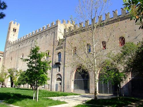 Rimini - Palazzo dell'Arengo - RIMINI - inserita il 27-Apr-08