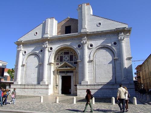 Rimini - Duomo (4031 clic)