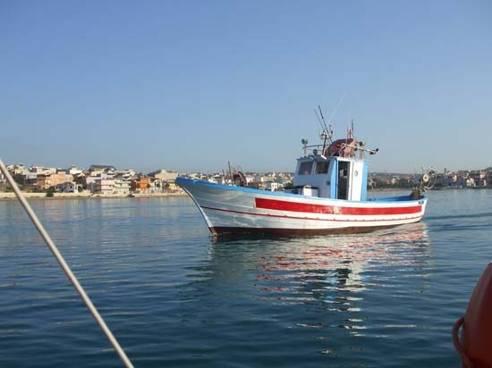 Porto di Pozzallo (5120 clic)