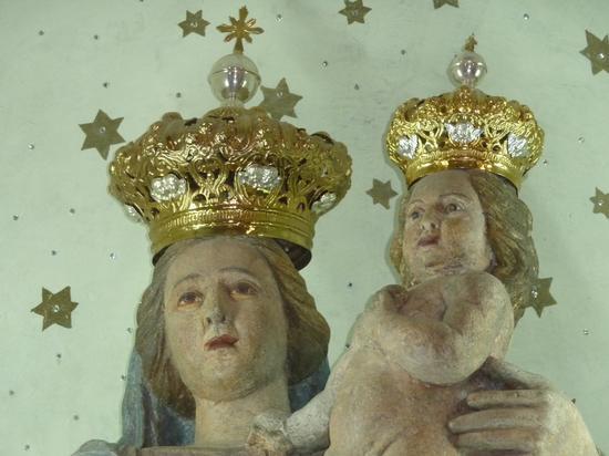 LA MADONNA DI POLSI (SAN LUCA) - SANTO STEFANO IN ASPROMONTE - inserita il 24-Aug-11