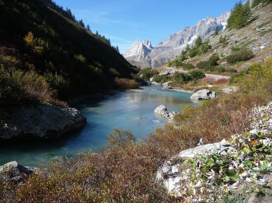 La Val Veny (Monte Bianco) - Courmayeur (7022 clic)