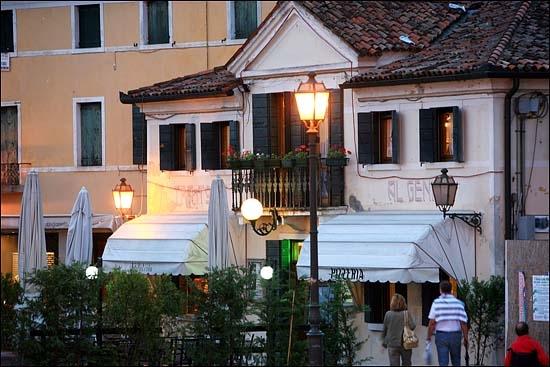 In piazza - Mirano (3196 clic)