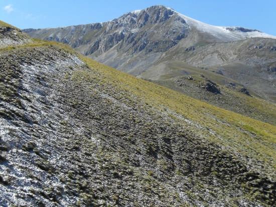 Monte Greco  - Barrea (3252 clic)