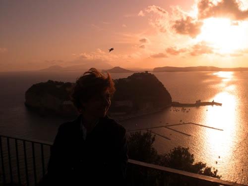 Sognando il mare - NAPOLI - inserita il 16-Apr-08