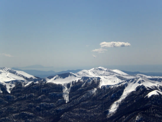 Monte Marsicano 2245 mt - Pescasseroli (4706 clic)