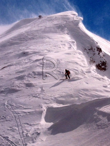 Snow-storm - Pescocostanzo (2405 clic)