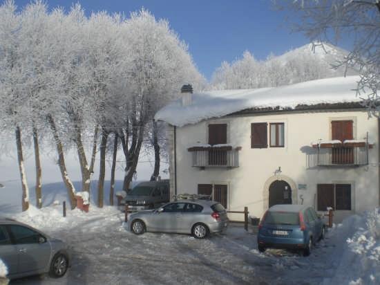 In attesa dell'inverno - Pescocostanzo (3119 clic)
