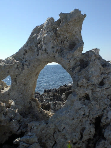 erosione marina - Otranto (3088 clic)