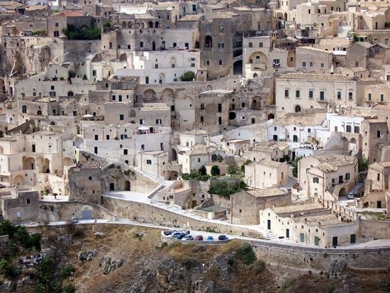 sassi - Matera (17505 clic)