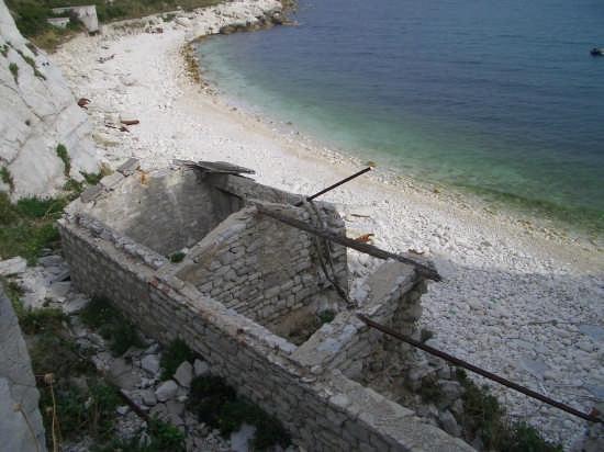 spiaggia due sorelle - Sirolo (5423 clic)