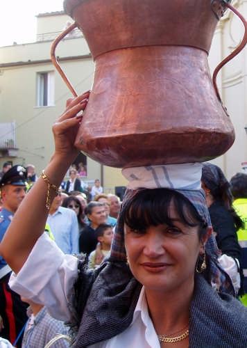 sagra del vino Montonico - Bisenti (3653 clic)