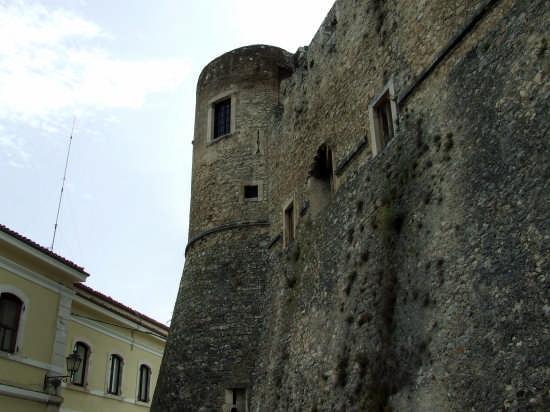 il Castello - Capestrano (2324 clic)