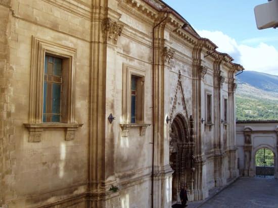 Caramanico Santa Maria Maggiore - Caramanico terme (3818 clic)
