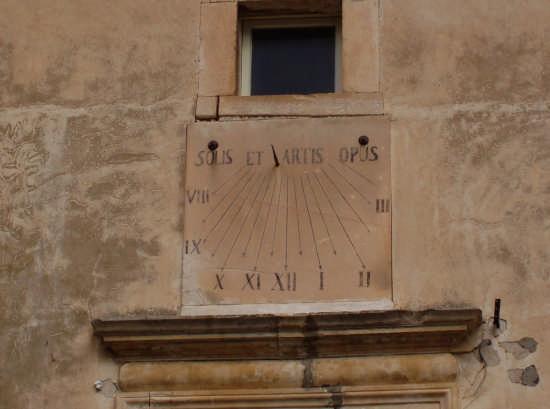 Caramanico - meridiana del centro storico - Caramanico terme (2846 clic)