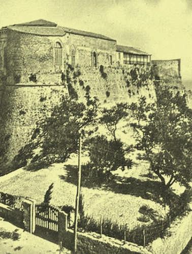 1930-il castello aragonese - Ortona (2980 clic)